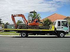 Brisbane Excavator Transport