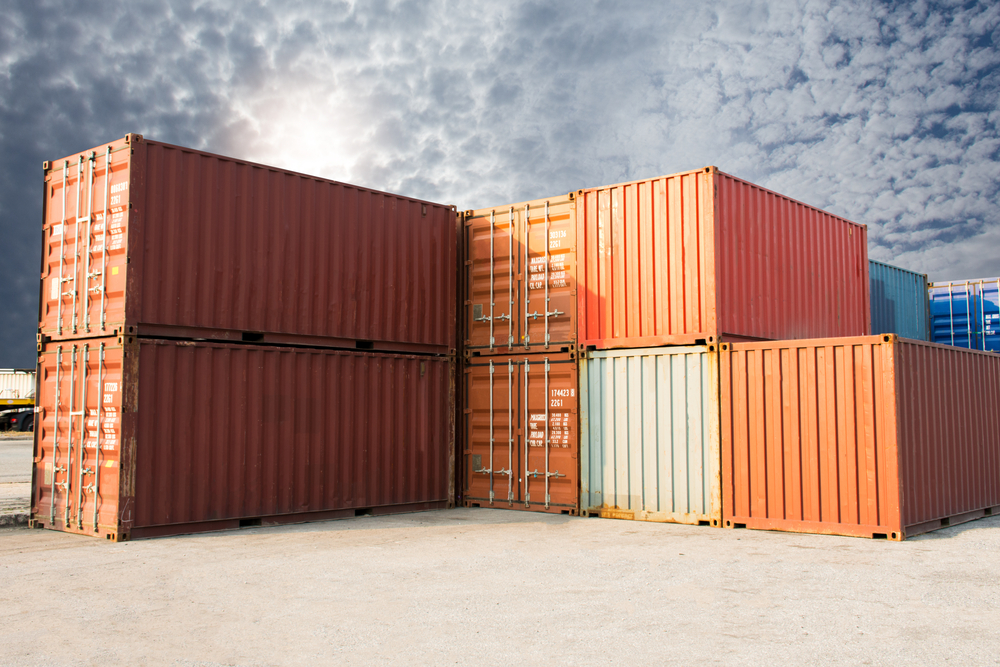 Shipping Container Storage South East Queensland